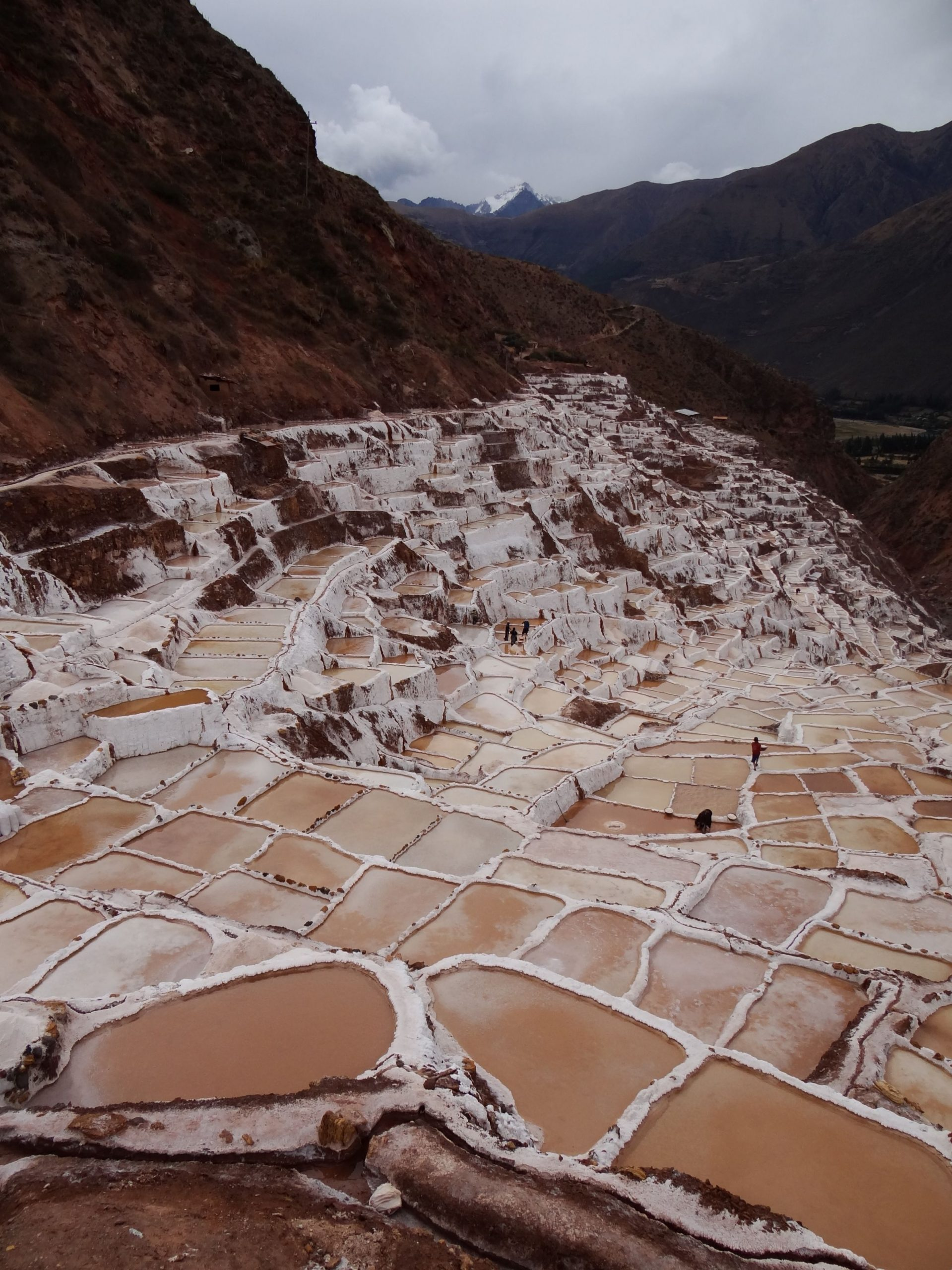 Salinas salt works