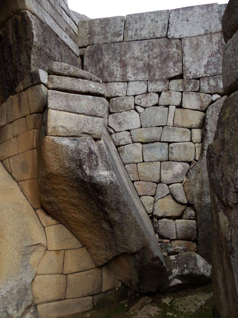 Macchu Picchu stonework