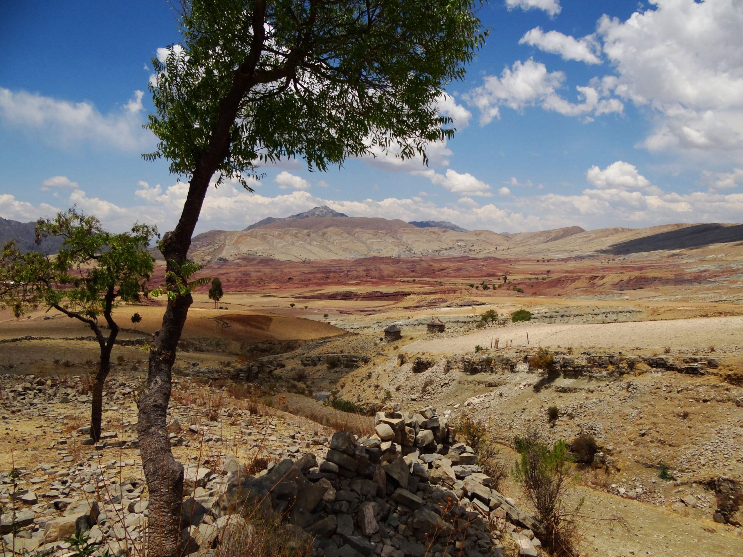 Cordillera de los Frailes