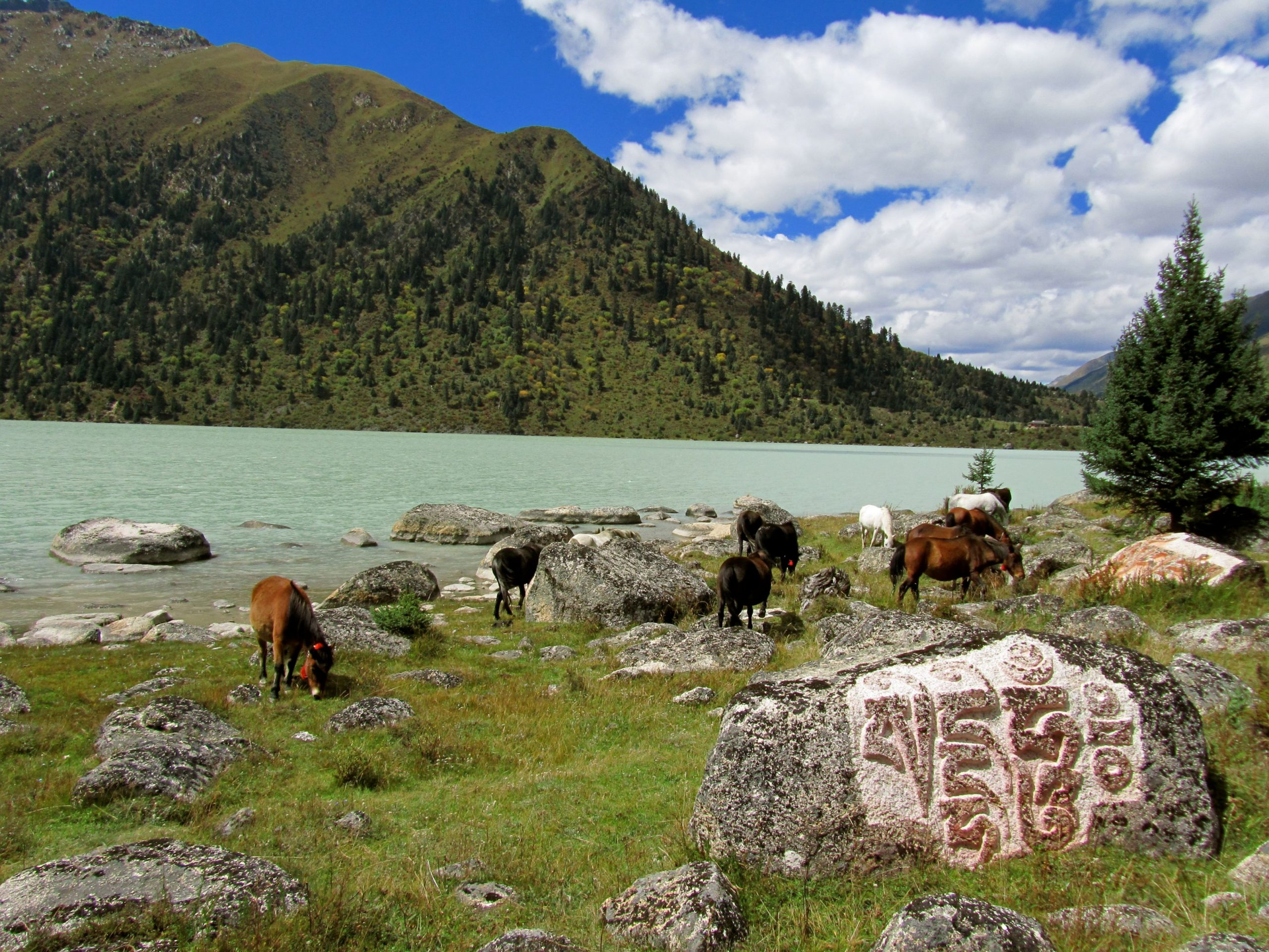 Lihun Lake, Kham