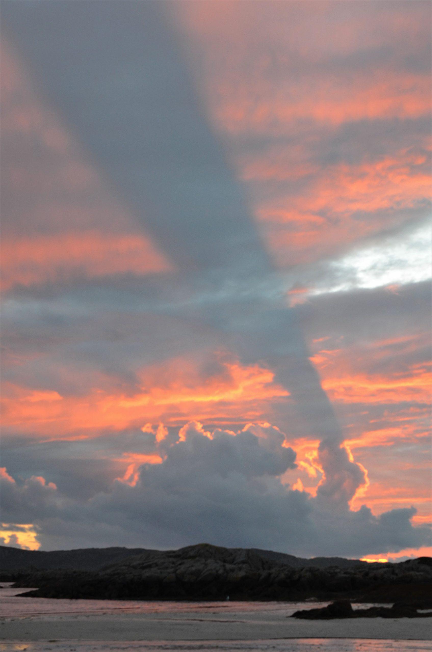 Barra sunset
