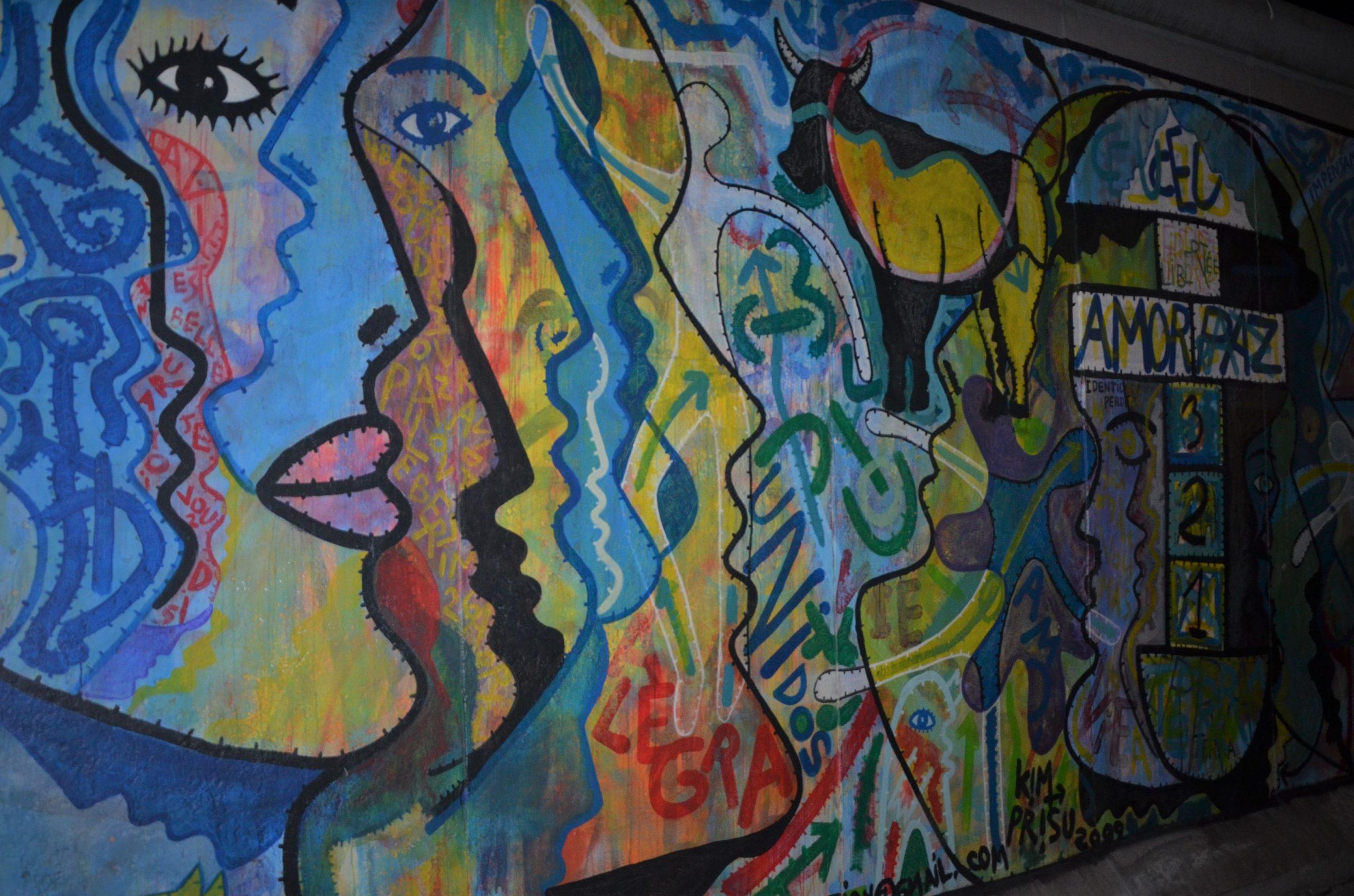 Berlin wall graf 2