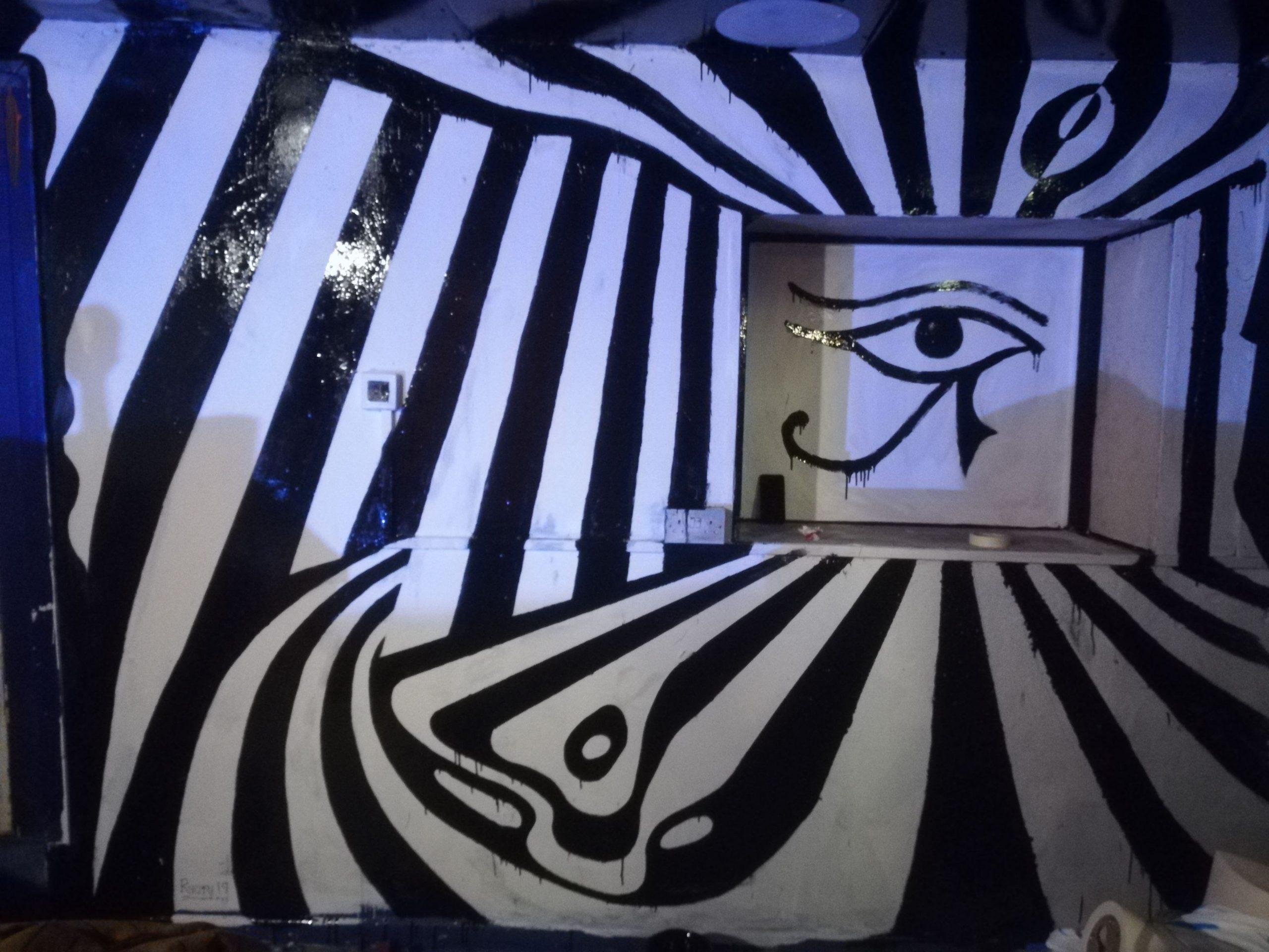 My mural in Bristol